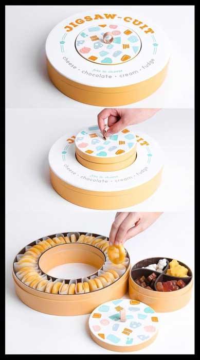 بسته بندی شیرینی