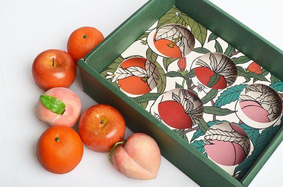 بسته بندی صادراتی میوه