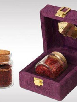 بسته بندی صادراتی زعفران